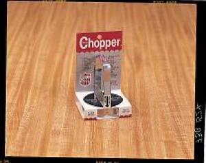 Chopper, Tooth-edge, Kwik-kut