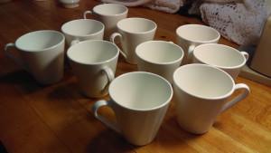 Cirrus Demitasse Cup (No saucer)
