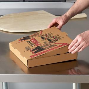 """12"""" Corrugated Pizza Box 50/cs"""