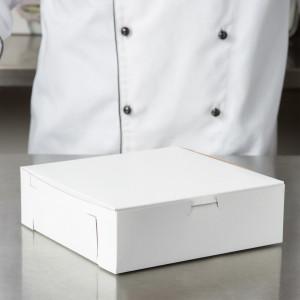 8X8X2.5 Cake Box, 250/cs