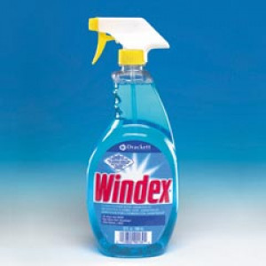 Windex ready to use spray 12/32oz