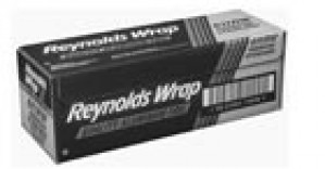 Foil roll 18X1000 standard gauge