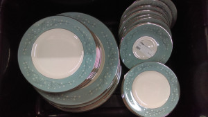 """Minuet 11.75"""" Dinner Plate"""