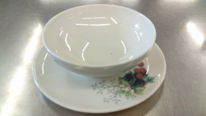 Syrcause China Wayside Gravy Server