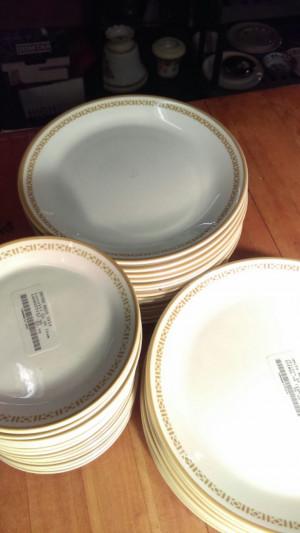 "Honeycomb 9.75"" Dinner"