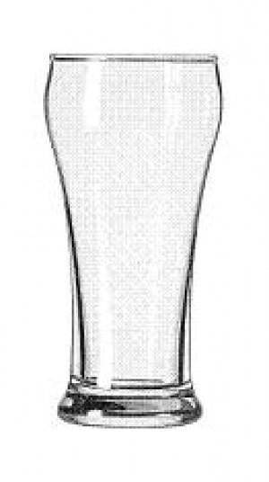 Pilsner Glass, 12 ounce 3dz/case