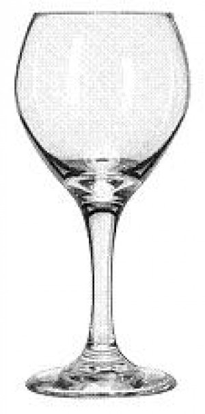 Red Wine Glass, 10 ounce, Safedge rim & foot