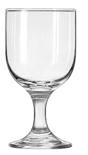 Goblet Glass, 10-1/2 ounce, Embassy, 2dz/case