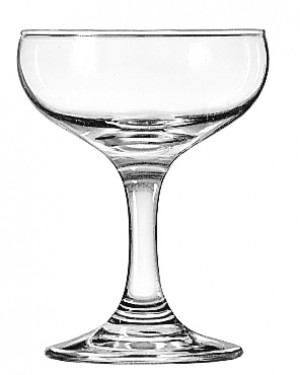 Champagne 4.5 oz, 3dz/cs