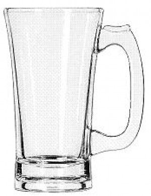 Flared mug, 10 oz., 2dz/case