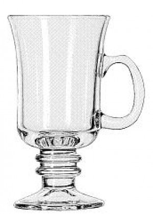 Irish Coffee Mug, 8-1/4 ounce, 2dz/case