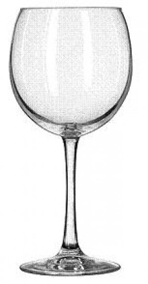 Balloon Wine Glass, 18-1/ ounce, 1dz/case