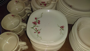 "Syracuse China Berkeley  6.5"" Bread Plate"