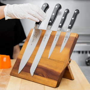 Mercer Forged 5 piece Knife Set, Rennaisance