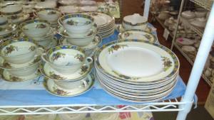 McGraw Johnson Bros. Kashan small dinner plate