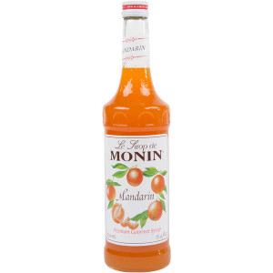 Mandarin orange syrup, 750 ml