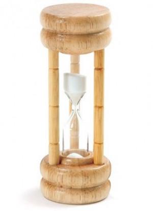 Egg timer, 3 minute sand