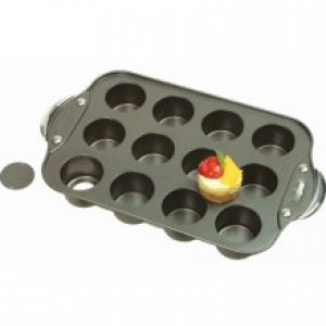 Nonstick 12 cup Mini cheesecake pan