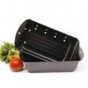 "Meatloaf Pan 9""x5""2.5"" Non Stick"