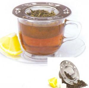 Tea strainer, Decorative