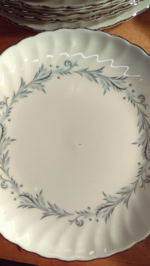 "Sonata 8.25"" Lunch Plate"