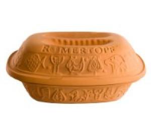 Romertopf 111 clay roaster baker, 3 qt