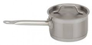 4.5 Qt Sauce Pan S/S Induction ready