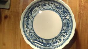 "Liberty Dinner Plate 9 1/8"""