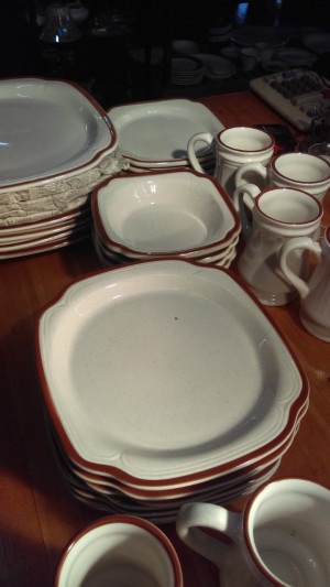 "Sand Pointe 8.5"" Lunch Plate"