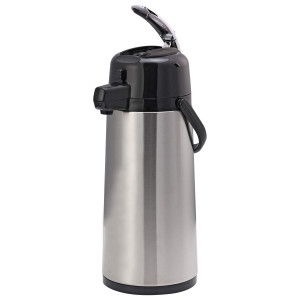 2.4 liter stainless lined airpot