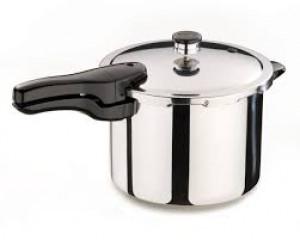 6 qt Pressure Cooker Stainless Presto