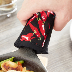 Handle Holder Chili Pepper SOLD BY EACH