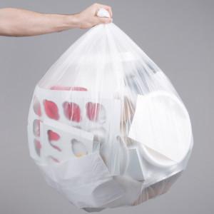 45 Gallon Trash Bag 16 micron
