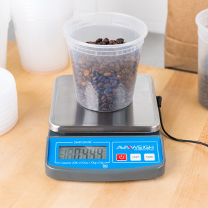 20 lb Digital portion scale