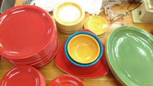 "Cantina Cayenne 10-1/8"" Dinner Plate"