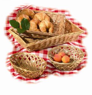 18x13x3 Basket, Woven
