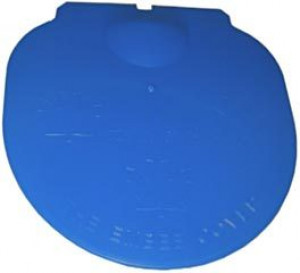 Plastic lid to fit 3 gal sap bucket