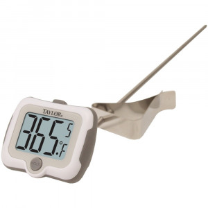 Adjustable Head Digital Candy Deep Fry Thermometer