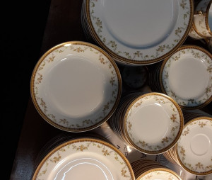 """Valmont 5-1/8"""" Bread Plate"""