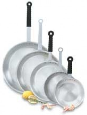 """Fry Pan, 14"""" Aluminum w/POWERCOAT2"""