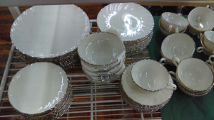"""Weatherly 6.25"""" Bread Plate"""