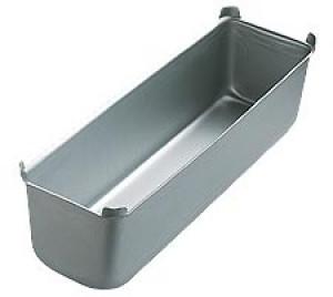 "Long loaf pan, 16""x4""x4"""