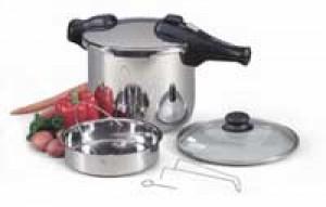 8 qt pressure cooker s/s