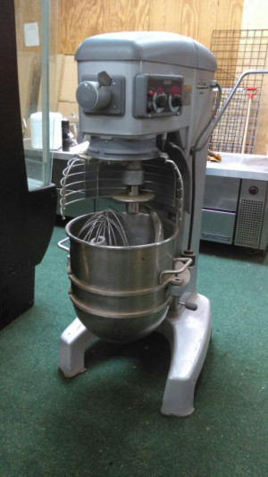 Hobart Food Mixer, 40 qt, Floor model, HL400