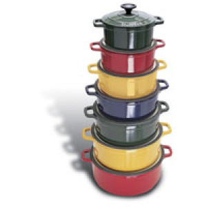 Chasseur Cherry Red 4 qt