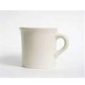 Canton mug, White, 6 oz. 48/cs