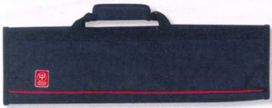 Knife roll for 8 pieces, Cordura