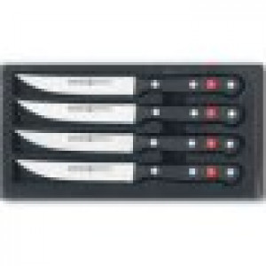 Gourmet 4 piece Steak knife set