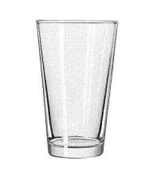Mixing glass, 16 oz., 2dz/case, heat treated
