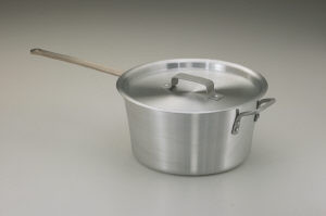 "10-5/8"" Aluminum Pot & pan cover"